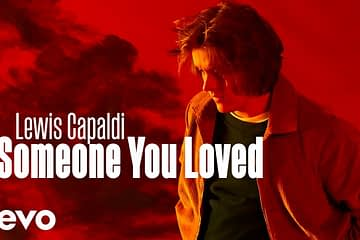 Terjemahan lirik someone you loved Lewis capaldi