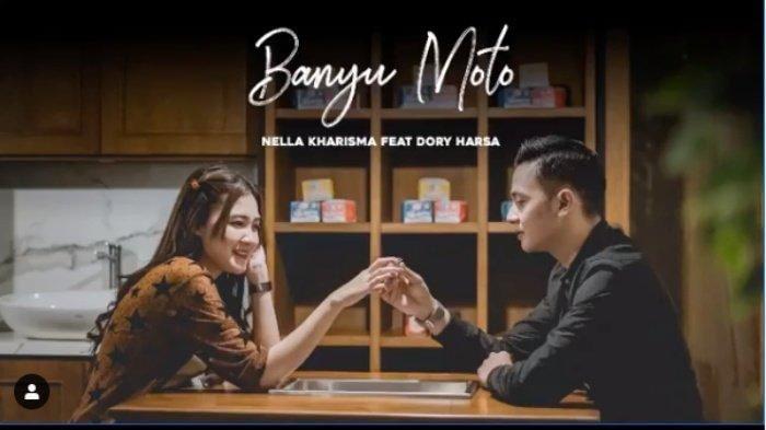 Lirik Banyu Moto Di populerkan Pertama kali Oleh Sleman Receh Nella Kharisma