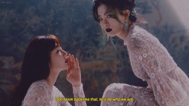 Terjemahan Lirik Psycho Red Velvet