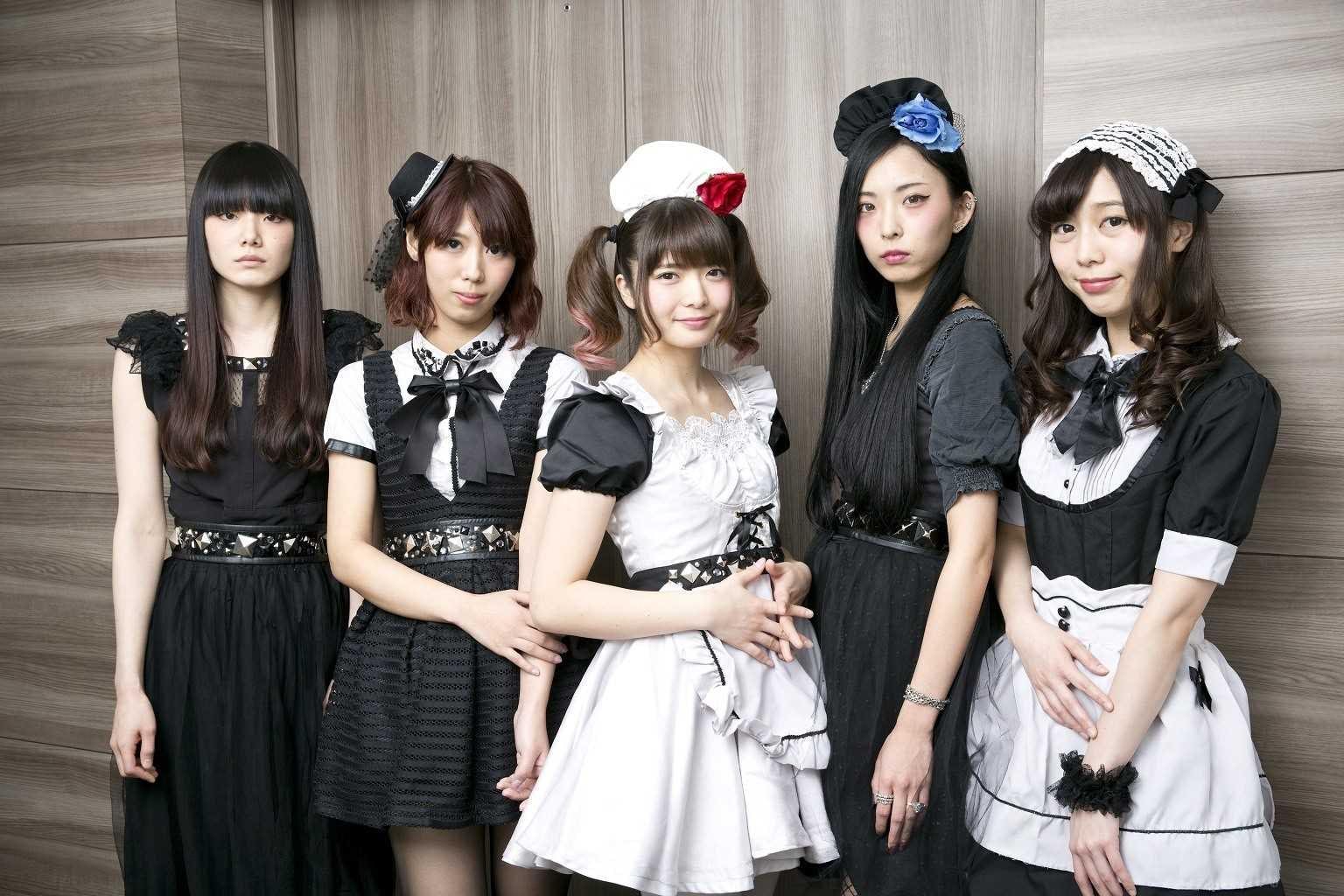 """Kanji, Katakana , Hiragana , Romaji ,English, Indonesian Lyrics Band Maid - Endless Story from """"Just Bring It"""""""