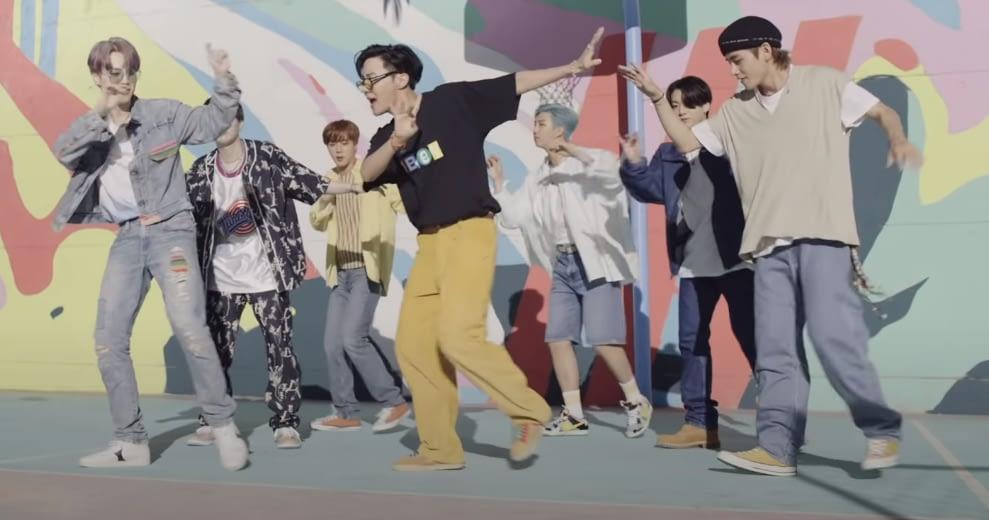 Terjemahan dan Arti lirik Dynamite BTS
