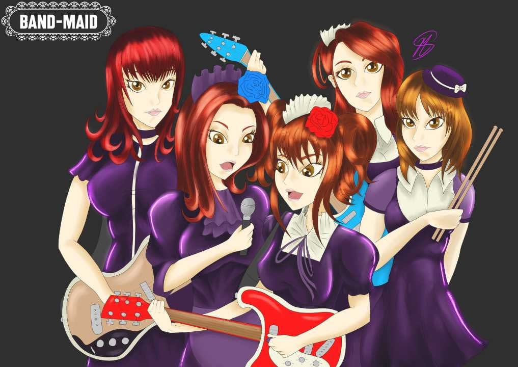 Terjemahan dan arti lirik play - band maid Color code lyrics